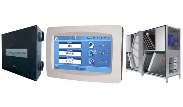 Атреа България представя високоефективни системи за вентилация на ЕЕ и ВЕИ