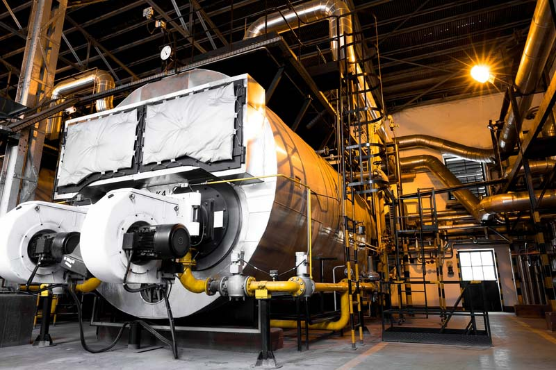 Енергийна ефективност на индустриални котли