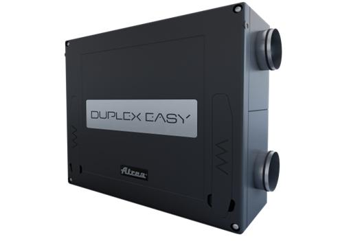 Системи за възстановяване на жилищна топлоенергия DUPLEX EASY