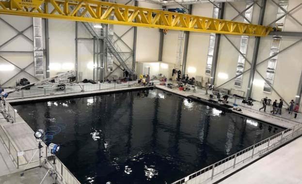 Hoval достави котел UltraGas за отопление на басейн за подводни филмови снимки