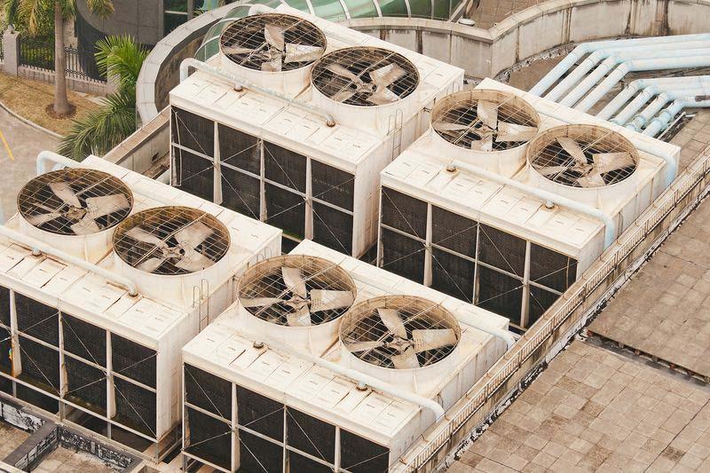ДП РВД търси фирма за подмяна на водоохлаждащи агрегати