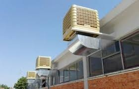 КлиВенТо достави изпарителни охладители Fresco за <strong>Теси</strong>