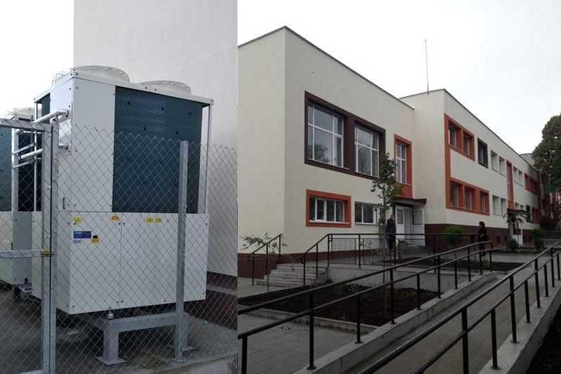 НЕТ-БГ реализира проект с термопомпа за обществена сграда в Шумен