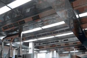 Аспиратори и вентилационни тавани за професионални кухни
