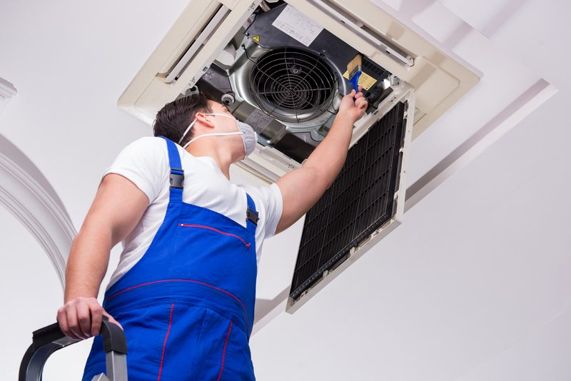 Митница Лом търси фирма за сервизно обслужване на климатици
