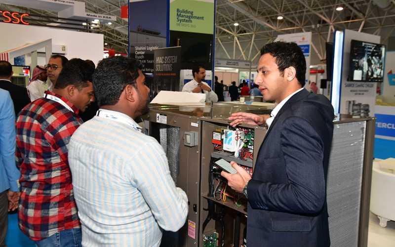 ОВК и възобновяема енергия са темите на изложението HVACR Expo Saudi