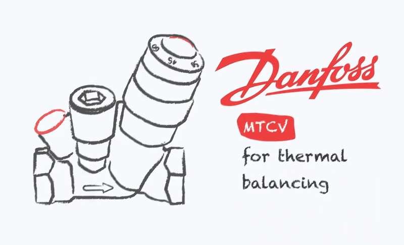 Как се балансират системи за битова гореща вода