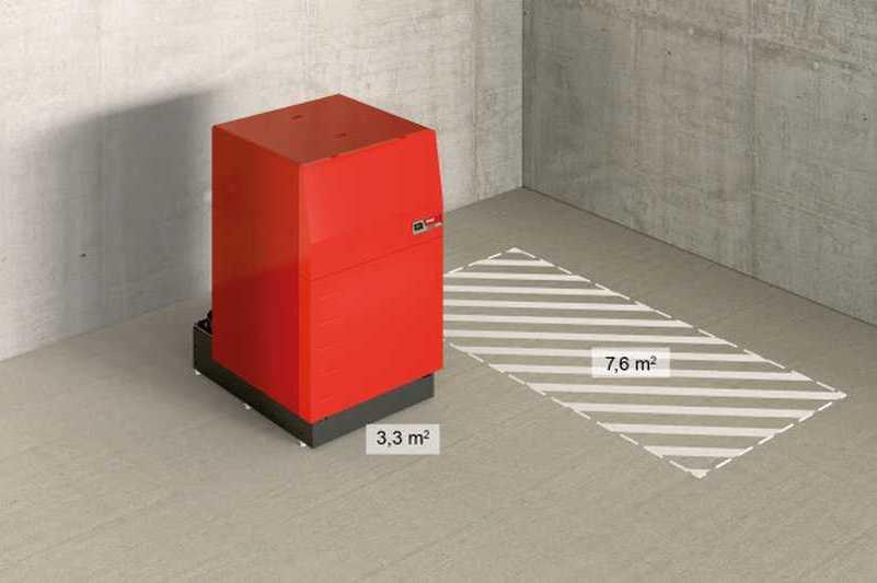 Kондензационен котел UltraGas 1550 <strong>kW</strong>