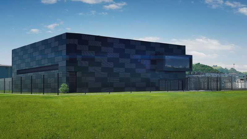 Hoval достави климатично оборудване в швейцарски изчислителен център