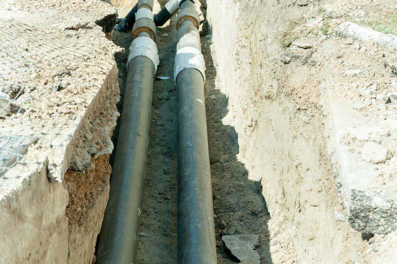 Община Бургас откри търг за изграждането на външен топлопровод