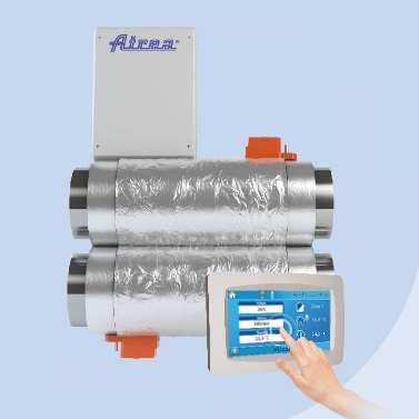 Интелигентна система за управление на вентилация SMART Box