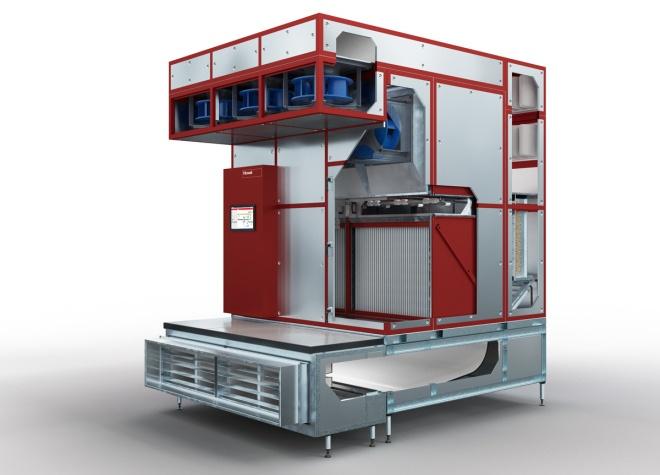 Охладителна система за сървърни центрове ServеCool