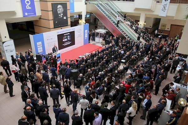 Международно изложение ISK-SODEX в Истанбул