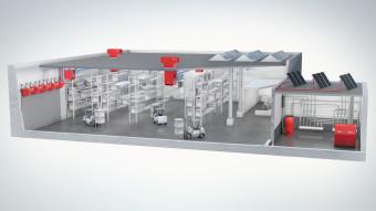Ховал: Автономността е важен критерий при изборa на ОВК инсталации за производствени сгради