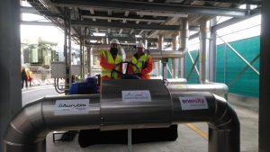 Aurubis и enercity стартираха най-големия проект за индустриално топлоснабдяване в Германия