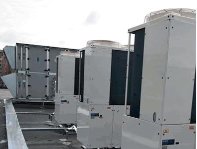 НЕТ-БГ реализира проект с <strong>термопомпи</strong> с газов двигател AISIN