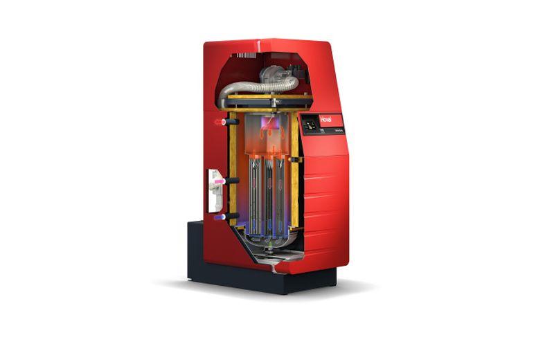 UltraGas високоефективен кондензиращ газов котел