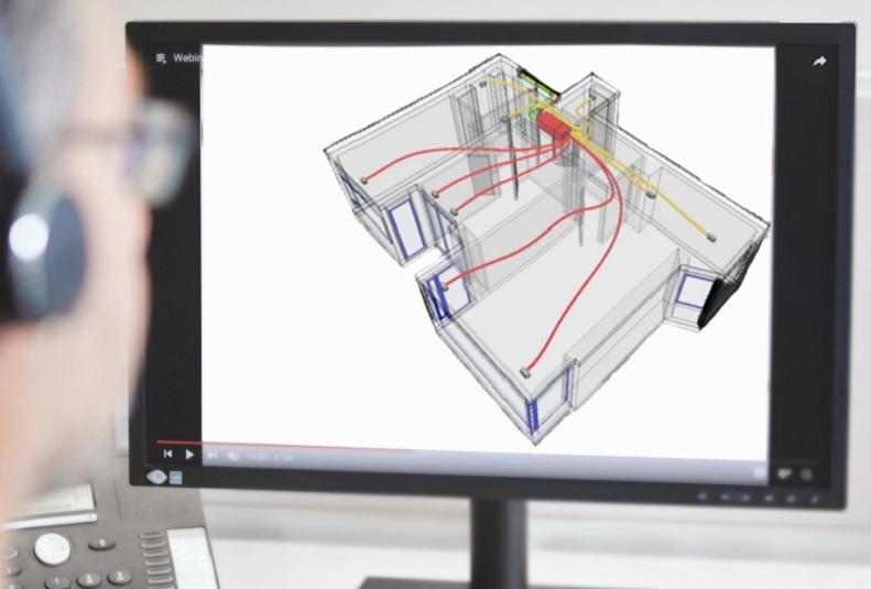 <strong>Hoval</strong> организира уебинари за жилищна вентилация и ОВК системи за индустриални сгради