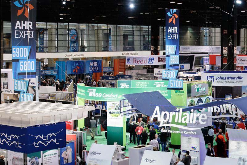 AHR Expo ще представи разнообразие от ОВК продукти