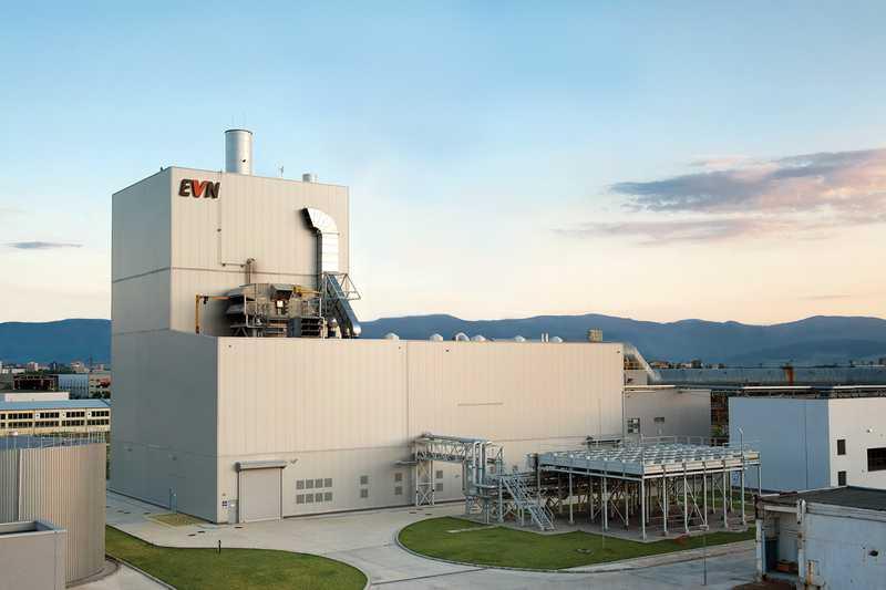 <strong>EVN</strong> Топлофикация Пловдив разширява производството с 5 водогрейни котли