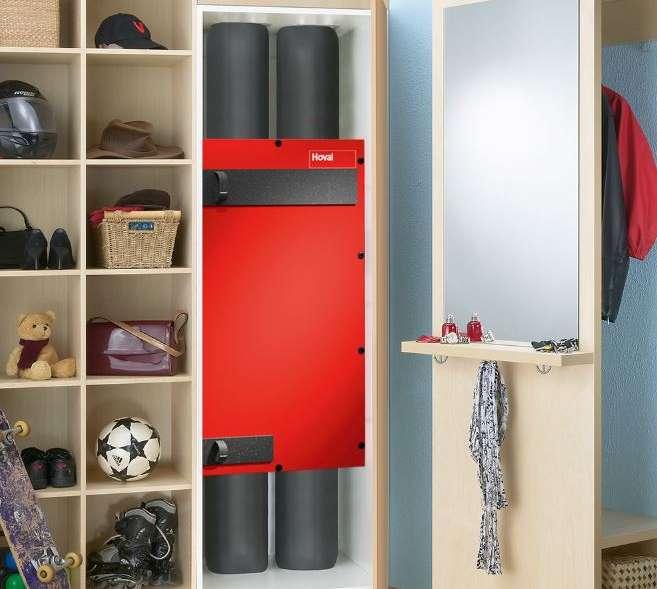 HomeVent - комфортна вентилация за апартаменти