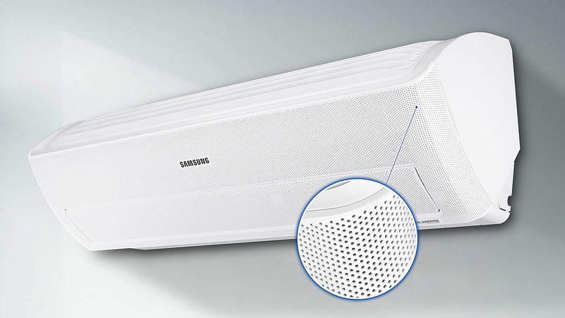 Климатици <strong>Samsung</strong> Wind-Free - приятно охлаждане и ниска консумация на електроенергия