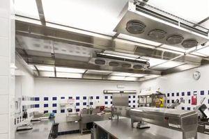 Atrea достави система за кухненска вентилация на летище