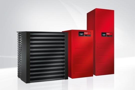 Термопомпа за отопление и охлаждане UltraSource