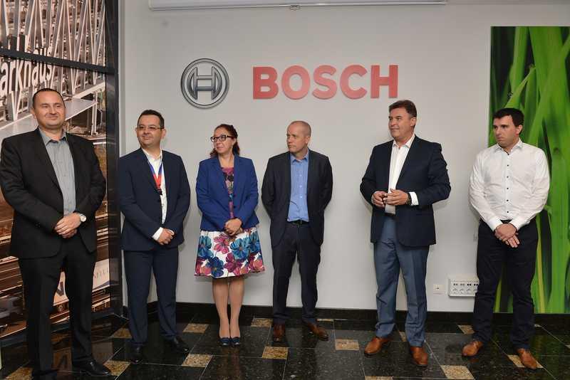 Бош откри център за обучение по термотехника в София