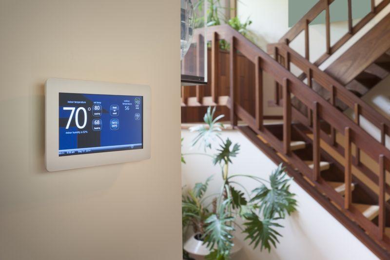 Световният пазар на интелигентни термостати се разстраства значително